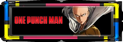 Resultado de imagem para one punch banner anime